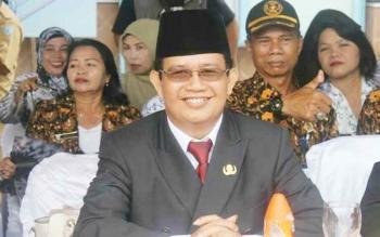 Kadis Dikbud Lamandau, DR Meigo