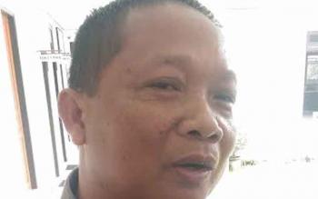 Anggota DPRD Kabupaten Gunung Mas Iswan B Guna.