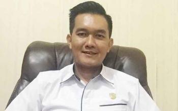 Hero Harapanno Mandouw, Sekretaris Komisi III DPRD Kotim.