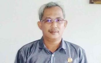 Anggota DPRD Kabupaten Barito Selatan Akhmad Fauzi.