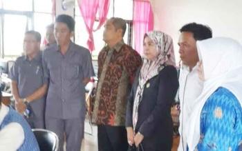 DPRD Sesalkan UNBK SMP Didominasi Sekolah Swasta