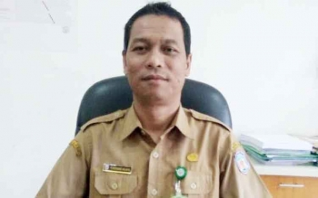 Kepala Dinas Ketahanan Pangan Kabupaten Murung Raya Ferdinand Wijaya.