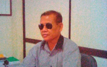 Sekretaris Komisi II DPRD Bartim, Cilikman Jakri.