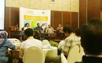 RSPO Gelar Diskusi Tentang Sertifikasi Sawit