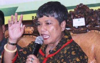 Anggota DPR RI Ribka Tjiptaning