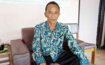 Kepala Unit Pelaksana Teknis (UPT) Dinas Pendidikan dan Kebudayaan (Disdikbud) Kecamatan Murung, H. A. Rahman.