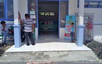 Kantor Pelayanan Administrasi Kependudukan Disdukcapil dan KB Sukamara.