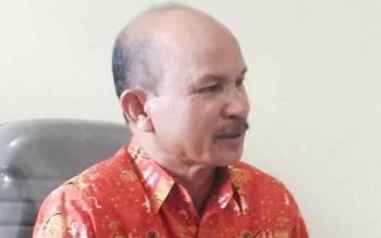 Kepala Bidang Pembinaan SD dan SMP Disdikbud Kabupaten Gunung Mas, Brikson