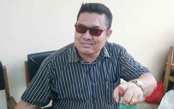 Indriyanto Sadewo, kuasa hukum Bupati Katingan Ahmad Yantengli dalam gugatan perdata terhadap DPRD Katingan.