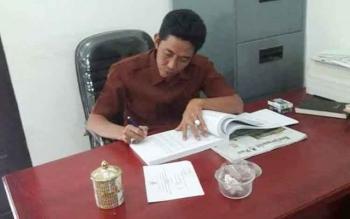 Rusdiansyah, Anggota DPRD Kota Palangka Raya