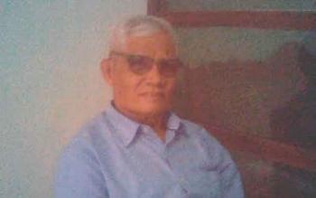 Ketua Badan Legeslatif DPRD Barito Timur, Unriu Ngubel