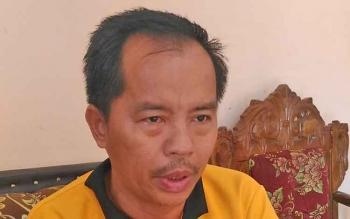 Anggota DPRD Kabupaten Gunung Mas Polie L Mihing.