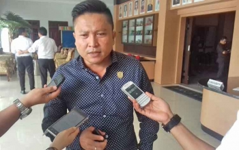 Anggota Komisi III DPRD Kotim Dadang H Syamsu.