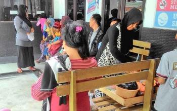 Apotek di Puskesmas Kayon, Jalan Rajawali, Kota Palangka Raya