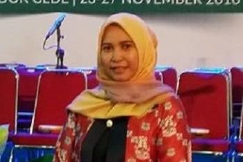 Mukarramah, Anggota DPRD Kota Palangka Raya