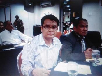 Anggota DPRD Kabupaten Barito Timur Depe.