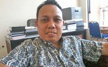 Ketua DPD Partai Golkar Katingan, Alfujiansyah.