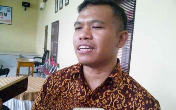 Kasat Reskrim Polres Kotim AKP Erwin Togar HS.