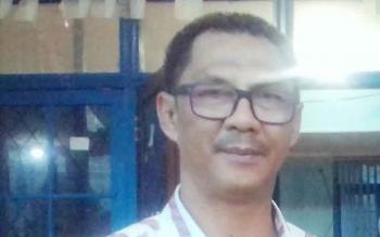 Sekretaris Tim BNK Kapuas. Nazmiannor