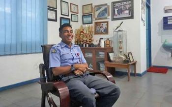 Direktur PDAM Dharma Tirta Sampit, Firdaus Herman Ranggan