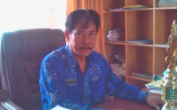 Kepala Sekolah SMAN 1 Tamiang Layang, Rogan Gunawan