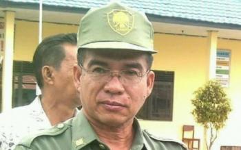Ikhwanudin, Kepala Dinas Pengelolaan Pajak dan Retribusi Kota Palangka Raya