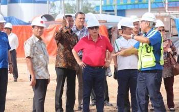Kawasan Industri SBI akan Produksi Minyak Goreng Sampai Biodiesel
