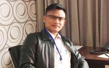 Kepala BI Perwakilan Kalimantan Tengah, Wuryanto.