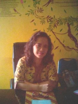 Kepala Bidang Pencegahan dan Pengandalian Penyakit, Dinas Kesehatan Kabupaten Barito Timur Vonny Ira Mayesti.