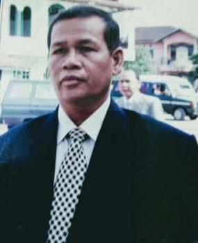 Anggota DPRD Kabupaten Barito Timur Cilikman Jakri.