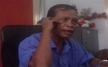 Wakil Ketua Bidang Kemaritiman PDI Perjuangan, Parlindungan Pakpahan.