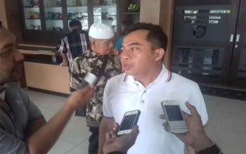 Ketua Komisi III DPRD Kotim, Rimbun