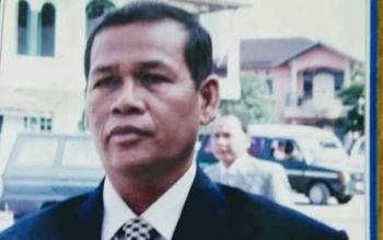 Anggota DPRD Bartim, Cilikman Jakri.