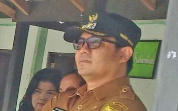 Wakil Bupati Gumas, Rony Karlos.