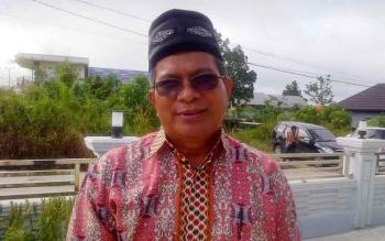 Kepala Dinas Pengendalian Penduduk Keluarga Berencana dan Pemberdayaan Perempuan Perlindungan Anak (DPPKBP3A) Barsel Suriadi Kurnain.