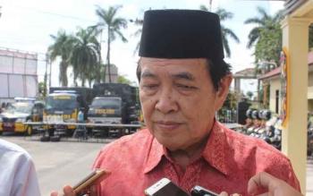 Wakil Bupati Kotim Taufiq Mukri