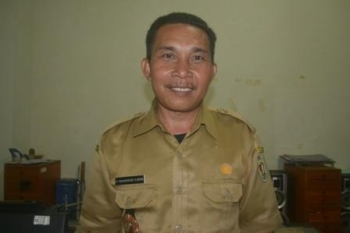 Kepala Desa Tumbang Bulan Kecamatan Mendawai Kabupaten Katingan M Yusran