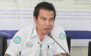 Kepala Cabang BPJS Kesehatan Sampit Atulyadi