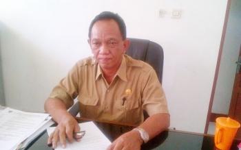 Kepala Disporaparbud Barsel, Raden Sudarto.