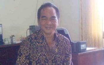 Ketua DPRD Kabupaten Barsel Tamarzam.