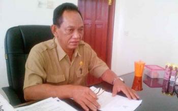 Kepala Disporaparbud Kabupaten Barito Selatan Raden Sudarto.