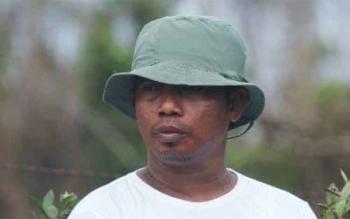 Direktur Save Our Borneo Nordin.