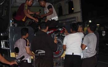 Polisi Racik Formula Tangani Aksi Balapan Liar