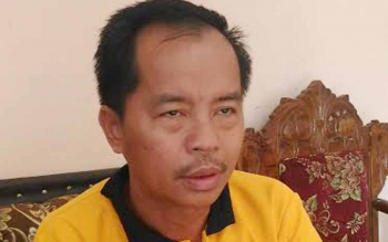 Ketua DPC Hanura Gunung Mas, Polie L Mihing