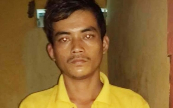 Coing, warga Desa Pondok Damar
