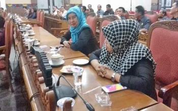 Sekretaris Komisi I DPRD Kotim, Salasiah.