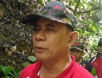 Kepala Dinas Pariwisata Kepemudaan dan Olahraga Kabupaten Gunung Mas Suprapto Sungan.