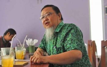 Anggota DPR RI Hang Ali Saputra Syah Pahan.