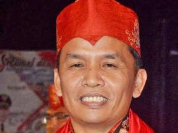 Ketua DAD Kalteng: Semua Pihak Harus Menahan Diri di Bumi Kalimantan