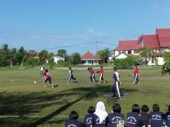 Usai Ujian Kenaikan Kelas, SMAN 5 Gelar Pertandingan Antarkelas